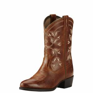 Ariat Kids Desert Holly Western Boots