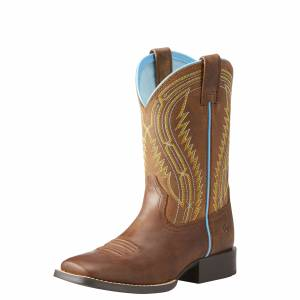 Ariat Kids Chute Boss Western Boots