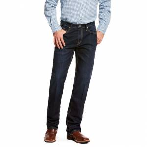Ariat Mens M2 Relaxed Stretch Bookie Boot Cut Jeans