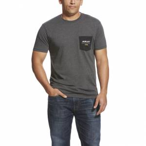 Ariat Mens Rebar Graphic T-Shirt