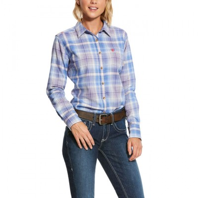 Ariat Ladies FR Amelia Classic Work Shirt