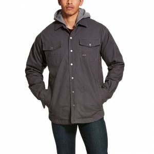 Ariat Mens Rebar Foundry Shirt Jacket
