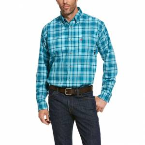 Ariat Mens FR Monterrey Classic Work Shirt