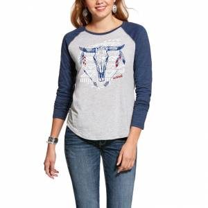 Ariat Ladies Born Free Long Sleeve Shirt