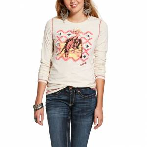 Ariat Ladies Cowgirls World Shirt