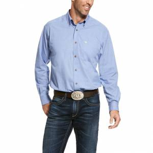 Ariat Mens Urlanger Classic Fit Shirt