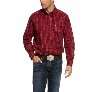 Ariat Mens Urbin Stretch Classic Fit Shirt