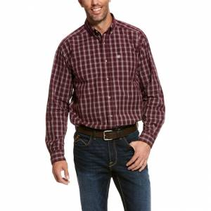 Ariat Mens Pro Series Traxler Classic Fit Shirt