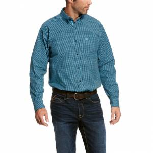 Ariat Mens Pro Series Theo Classic Fit Shirt