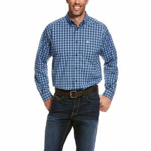 Ariat Mens Pro Series Tompkins Stretch Classic Fit Shirt