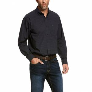 Ariat Mens Pro Series Ulrich Stretch Classic Fit Shirt