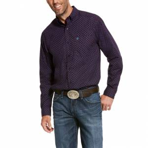 Ariat Mens Tankson Classic Fit Shirt