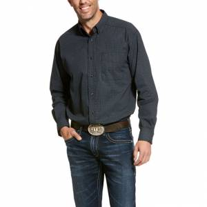 Ariat Mens Uzzo Stretch Classic Fit Shirt