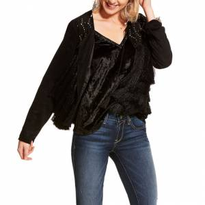 Ariat Ladies Fringing Jacket