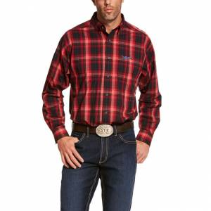 Ariat Mens Relentless Fireball Stretch Classic Fit Shirt