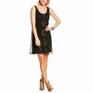 Ariat Ladies Black Jack Dress