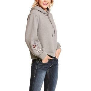 Ariat Ladies Full House Long Sleeve Sweatshirt
