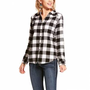 Ariat Ladies R.E.A.L. Billie Jean Relaxed Fit Shirt