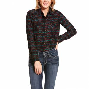 Ariat Ladies R.E.A.L. Rustic Long Sleeve Shirt