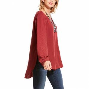 Ariat Ladies Lite As A Feather Long Sleeve Tunic