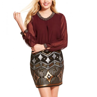 Ariat Ladies Showtime Long Sleeve Top