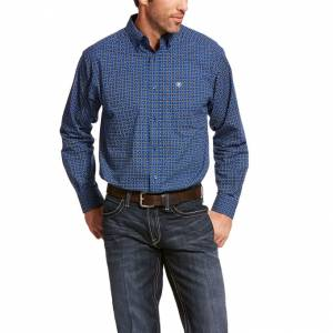 Ariat Mens Bainton Classic Long Sleeve Shirt