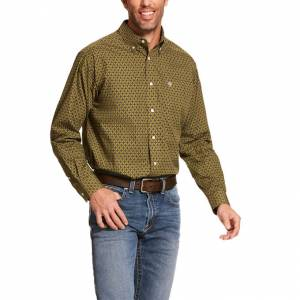 Ariat Mens Bamberg Classic Fit Long Sleeve Shirt