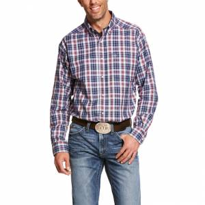 Ariat Mens Pro Series Acosta Classic Fit Long Sleeve Shirt