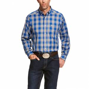 Ariat Mens Pro Series Baginski Classic Fit Long Sleeve Shirt