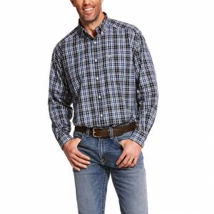 Ariat Mens Pro Series Dachel Classic Fit Long Sleeve Shirt
