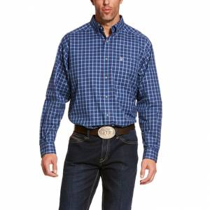 Ariat Mens Pro Series Dalcin Classic Fit Long Sleeve Shirt