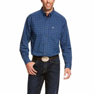 Ariat Mens Pro Series Duskus Stretch Long Sleeve Shirt