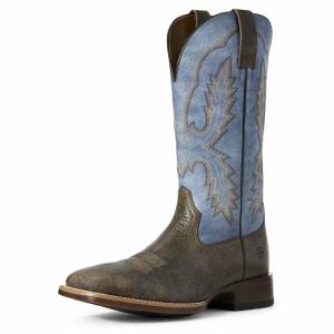 Ariat Mens Pecos Square Toe Boots