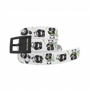 C4 Belt Pandas Belt with Black Buckle