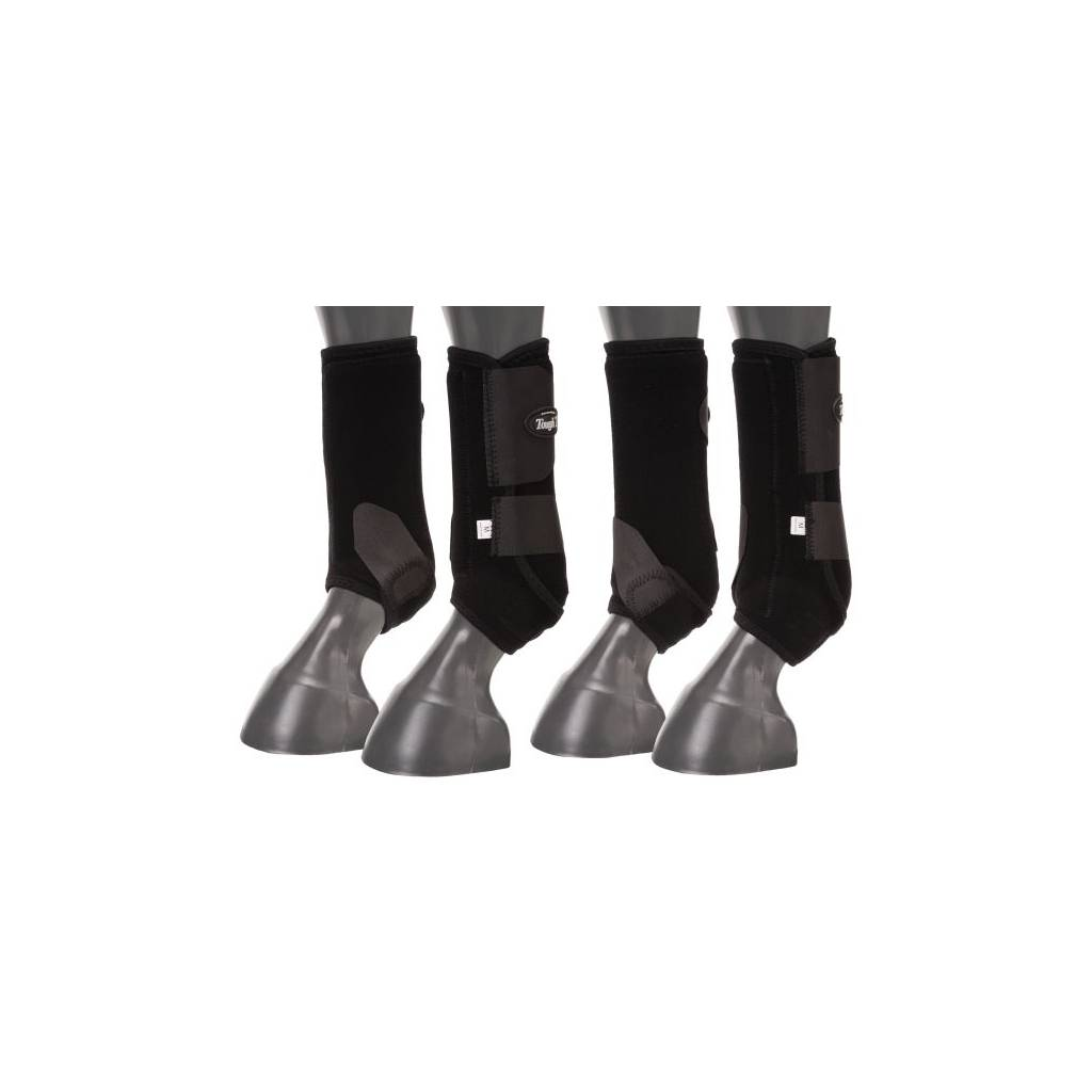 Tough-1 Vented Sport Boot Set of 4