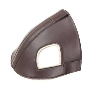 Tough-1 Leather Head Bumper