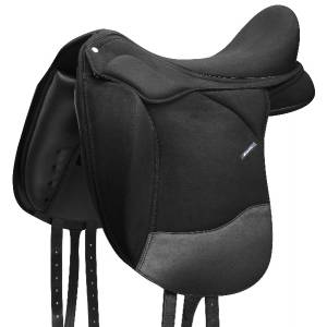 Wintec Pro Synthetic Dressage with Contourbloc and CAIR