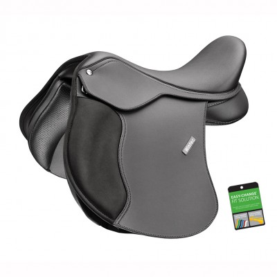 Wintec 500 Synthetic Flocked Pony All Purpose Saddle