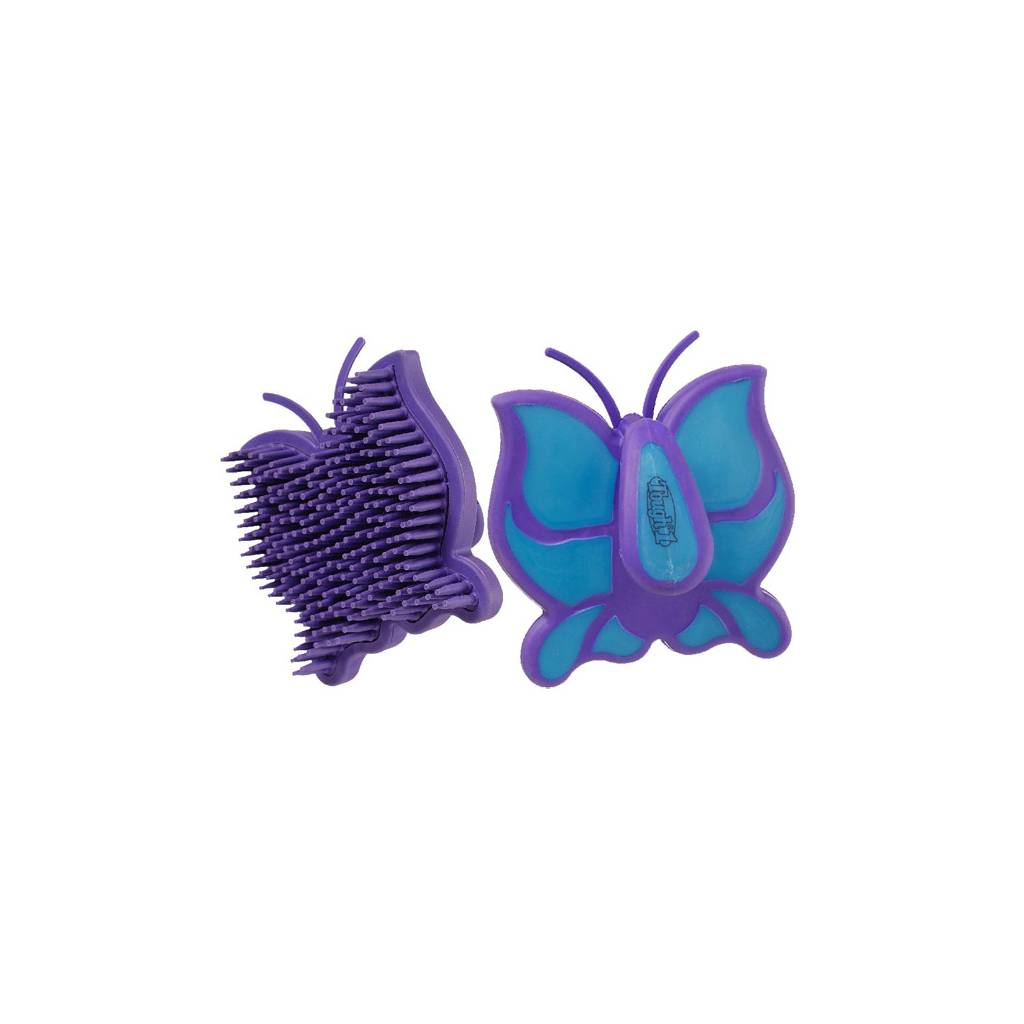 Butterfly Palm Grip Fine Curry