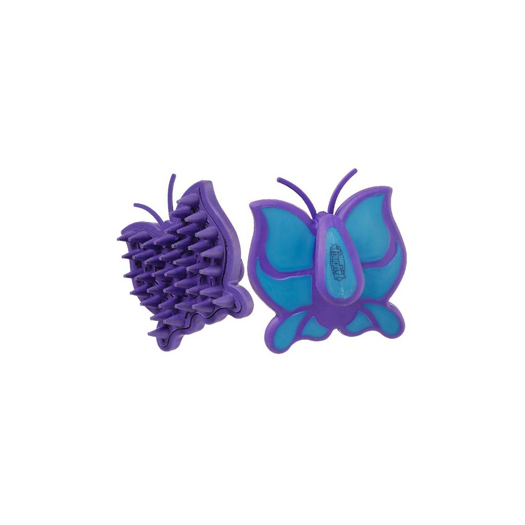 Butterfly Palm Grip Coarse Curry