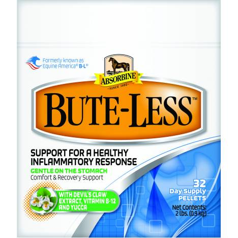 Absorbine Bute-Less Pellets - 2lbs/32 Days