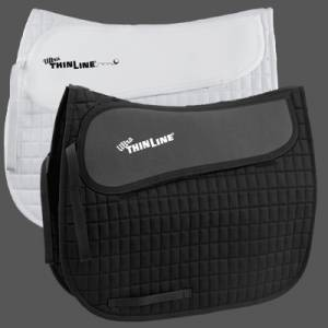 Ultra ThinLine Cotton Comfort Square Dressage Pad