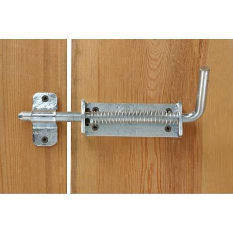 Tough-1 Spring Loaded Gate Latch
