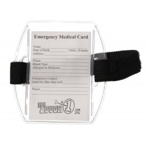 Tough-1 Emergency Medical Arm Band