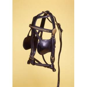 Tough-1 Leather Replacement Bridle