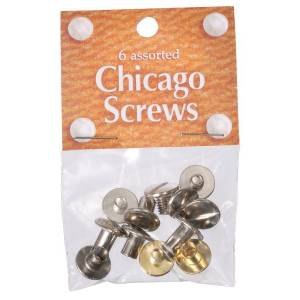 Tough-1 Chicago Screw Assortment Bag