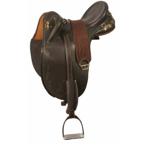 Kincade Boundry Stock Saddle Pack