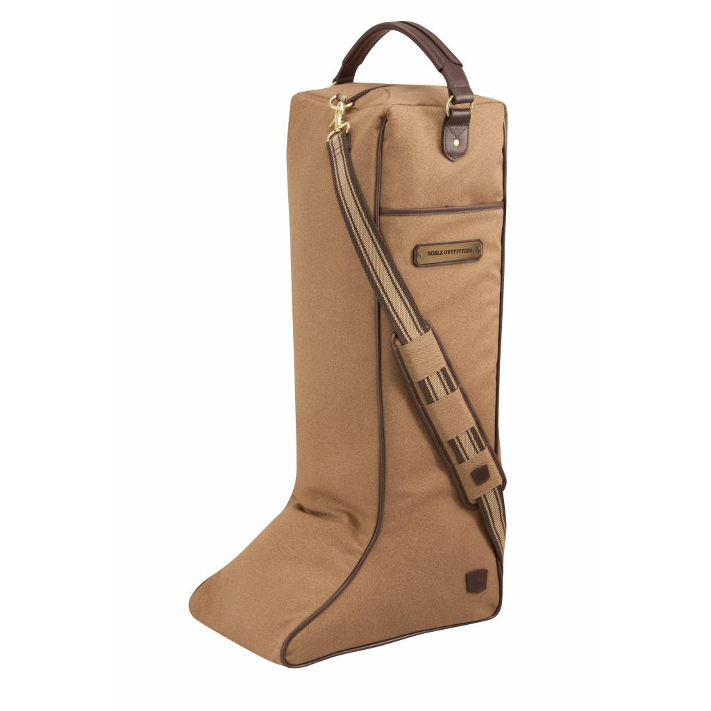 Noble Outfitters Signature Boot Bag Tall - Tobacco