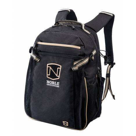 Noble Equestrian Ringside Pack - Black