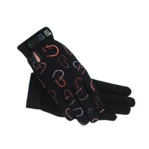 SSG Kids All Weather Gloves - Horseshoe